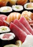 nya sushi Royaltyfri Bild