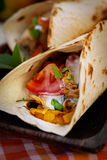 Nya tortillor fotografering för bildbyråer