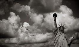 nya USA york Arkivfoton