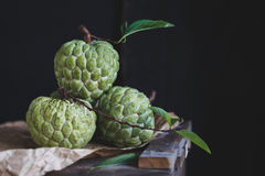 Nya vaniljsåsäpplen Royaltyfri Fotografi