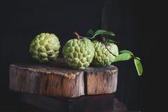 Nya vaniljsåsäpplen Royaltyfri Foto