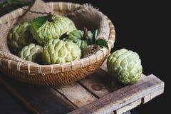 Nya vaniljsåsäpplen Fotografering för Bildbyråer
