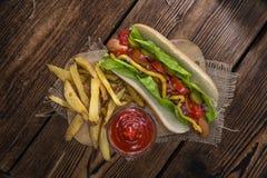 nya varma grönsaker för hund Royaltyfria Bilder