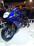 Nya Yamaha R6 Royaltyfria Foton