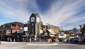 Nya Zeeland Queenstown Royaltyfri Fotografi