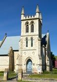 Nya Zeeland St Martins kyrka i duntroon Royaltyfri Foto