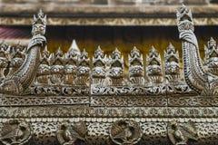 Nyan Shwe Kgua temple. Royalty Free Stock Photo