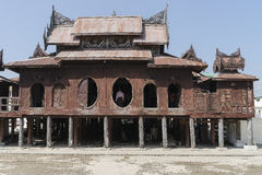 Nyan Shwe Kgua temple. stock image