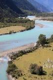 Nyang Fluss Lizenzfreie Stockfotos