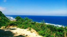 Nyang nyang strand Royalty-vrije Stock Foto