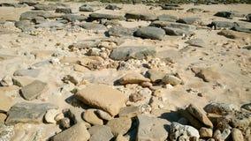 Nyang nyang strand Stock Foto