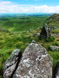 Nyanga Mountains. On a way to the highest peak in Zimbabwe Royalty Free Stock Images