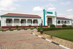 Nyanza Royal Palace Image libre de droits