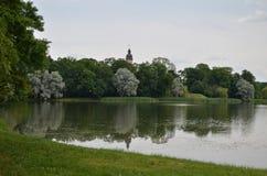 NyasvÑ-zhstadt Stockfoto