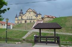 NyasvÑ-zhstadt Lizenzfreies Stockfoto