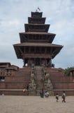 Nyatapola-Tempel Stockbilder