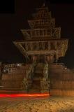 Nyatapola-Tempel Lizenzfreie Stockbilder