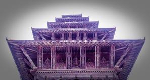 Nyatapola Temple,Bhaktapur,Nepal Royalty Free Stock Image