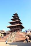 Nyatapola Temple In Nepal. Stock Images