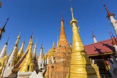 Nyaung Ohak Stock Photo