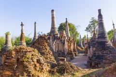 Nyaung Ohak Stock Image