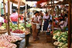Nyaung-u αγορά, Bagan Στοκ φωτογραφίες με δικαίωμα ελεύθερης χρήσης