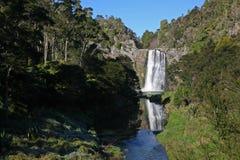 Nyazeeländsk Hunua vattenfallplats Royaltyfri Bild