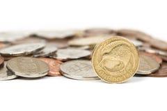 Nyazeeländska Kiwi Dollar Royaltyfria Bilder