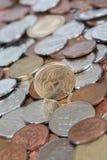 Nyazeeländska pengar Fotografering för Bildbyråer