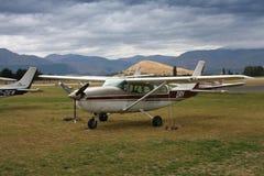Nyazeeländskt allmänt flyg Fotografering för Bildbyråer
