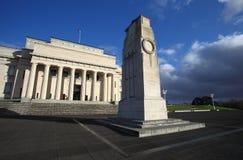 Nyazeeländskt museum för krigminnesmärke arkivfoto