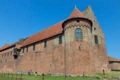 Nyborg castle, Denmark Stock Images