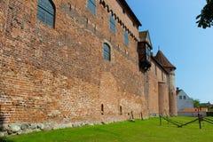 Nyborg castle, Denmark Stock Photography