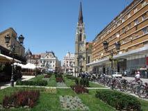 Nybygge i Novi Sad Royaltyfri Bild