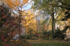 NYC公园 库存图片