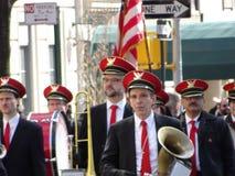 NYC希腊人美国独立日游行2016第5部分13 库存图片