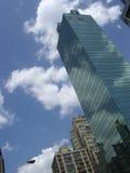 nyc摩天大楼 免版税图库摄影