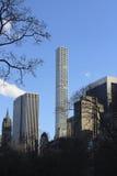 NYC的摩天大楼 库存图片