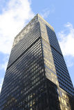 NYC的摩天大楼 免版税库存图片
