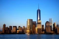 NYC自由塔 免版税图库摄影
