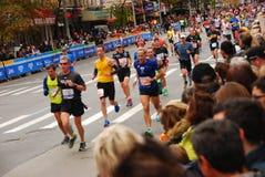 NYC马拉松2013年 免版税库存照片