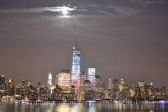 NYC śródmieście Zdjęcia Stock