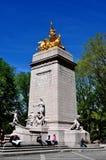 NYC: Θυμηθείτε το μνημείο του Μαίην Στοκ εικόνα με δικαίωμα ελεύθερης χρήσης