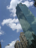 nyc ουρανοξύστης στοκ φωτογραφία με δικαίωμα ελεύθερης χρήσης