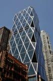 NYC: Башня Hearst стоковое фото