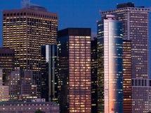 nyc зданий стоковые фото