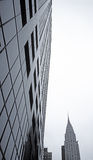 NYC -查寻 大厦克莱斯勒 免版税库存图片