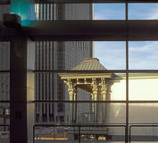 NYC建筑学 库存照片
