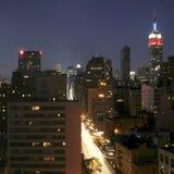 NYC Foto de archivo
