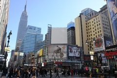 NYC Royalty Free Stock Photos